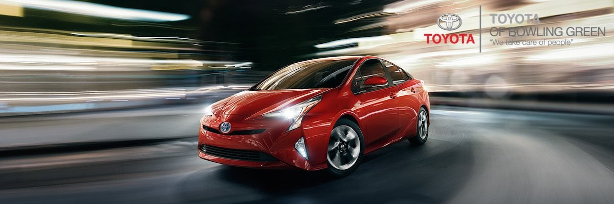Toyota Of Bowling Green >> Toyota Prius Near Bowling Green Ky