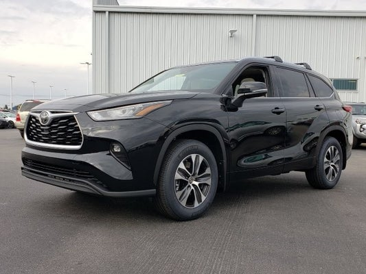 New 2020 Toyota Highlander For Sale At Toyota Of Bowling Green Vin 5tdhzrbh0ls511869