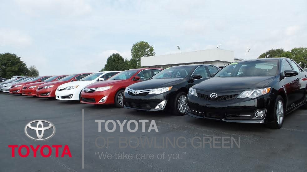 Used Cars Bowling Green Ky >> Toyota Certified Used Vehicle Program Bowling Green Ky