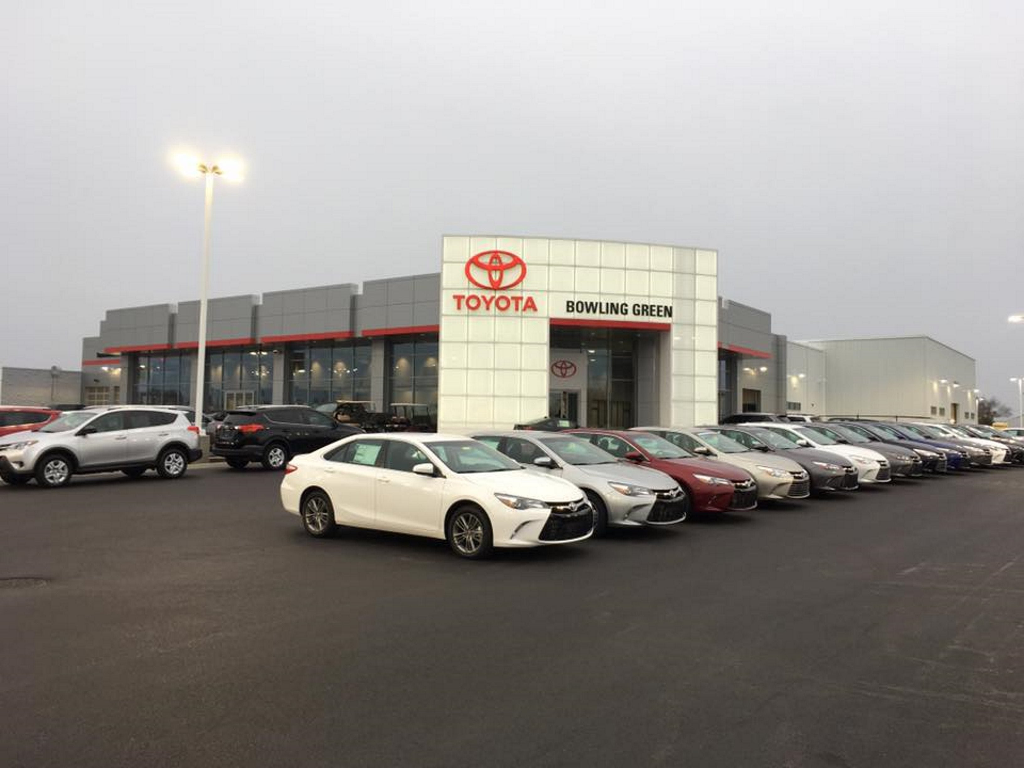 Used Cars Bowling Green Ky >> Toyota Of Bowling Green Used Pre Owned Cars For Sale Bowling